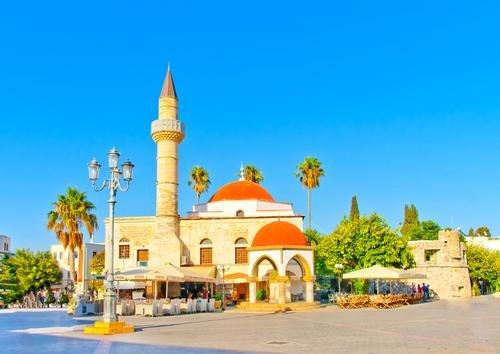 Kos - oude stad
