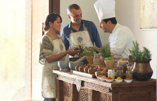 Kookworkshop Anantara Jabal Akhdar - Oman
