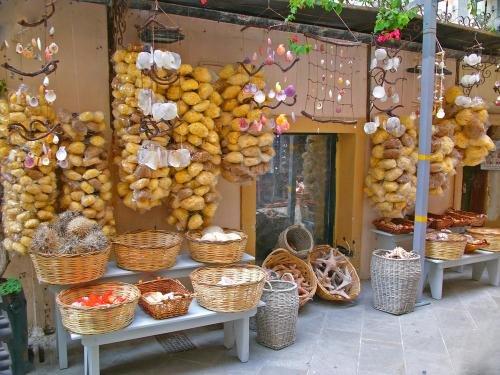 Corfu - sponzen
