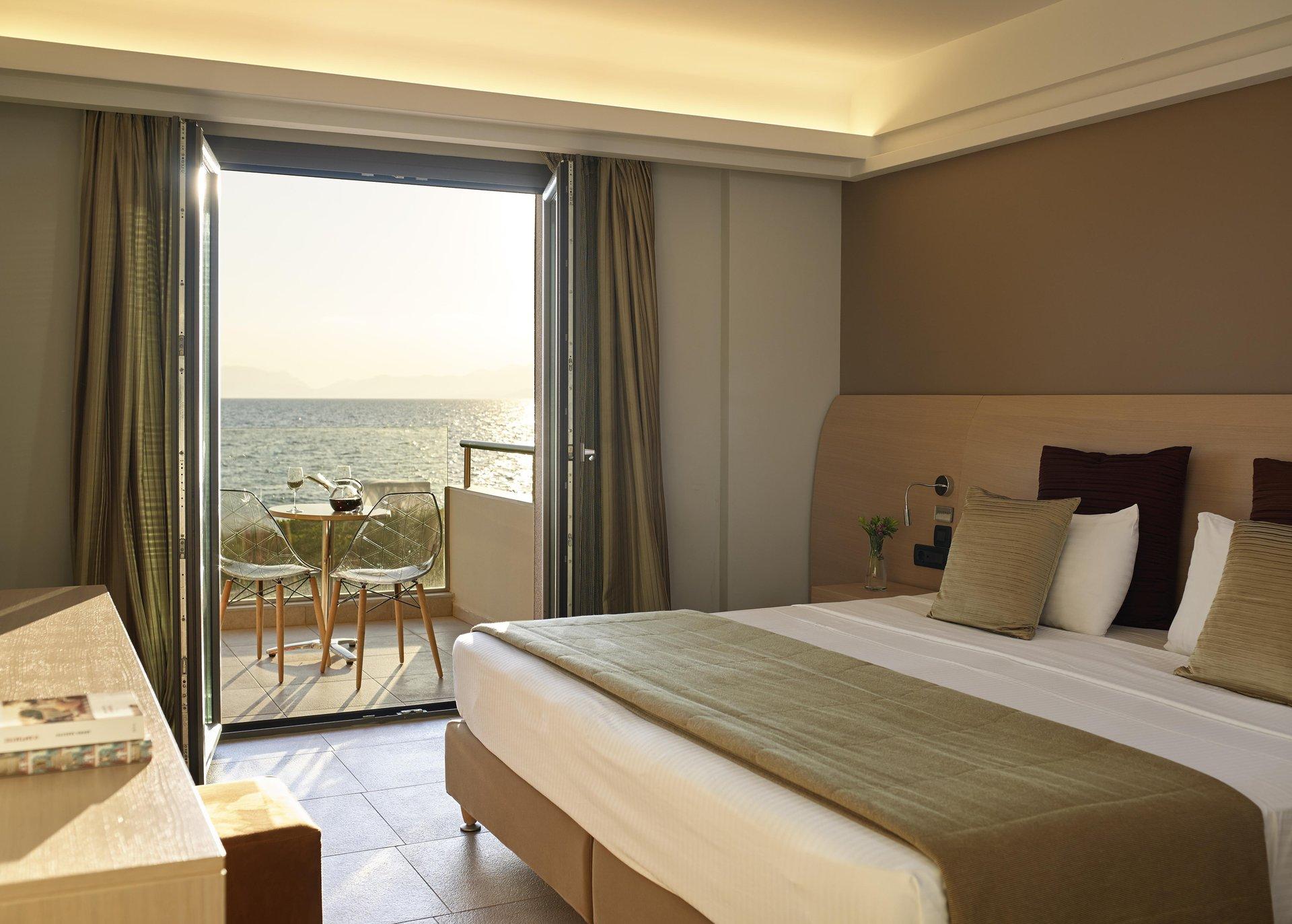 Hotel Alas Resort & Spa - Elia - Lakonia - kamer superior zeezicht