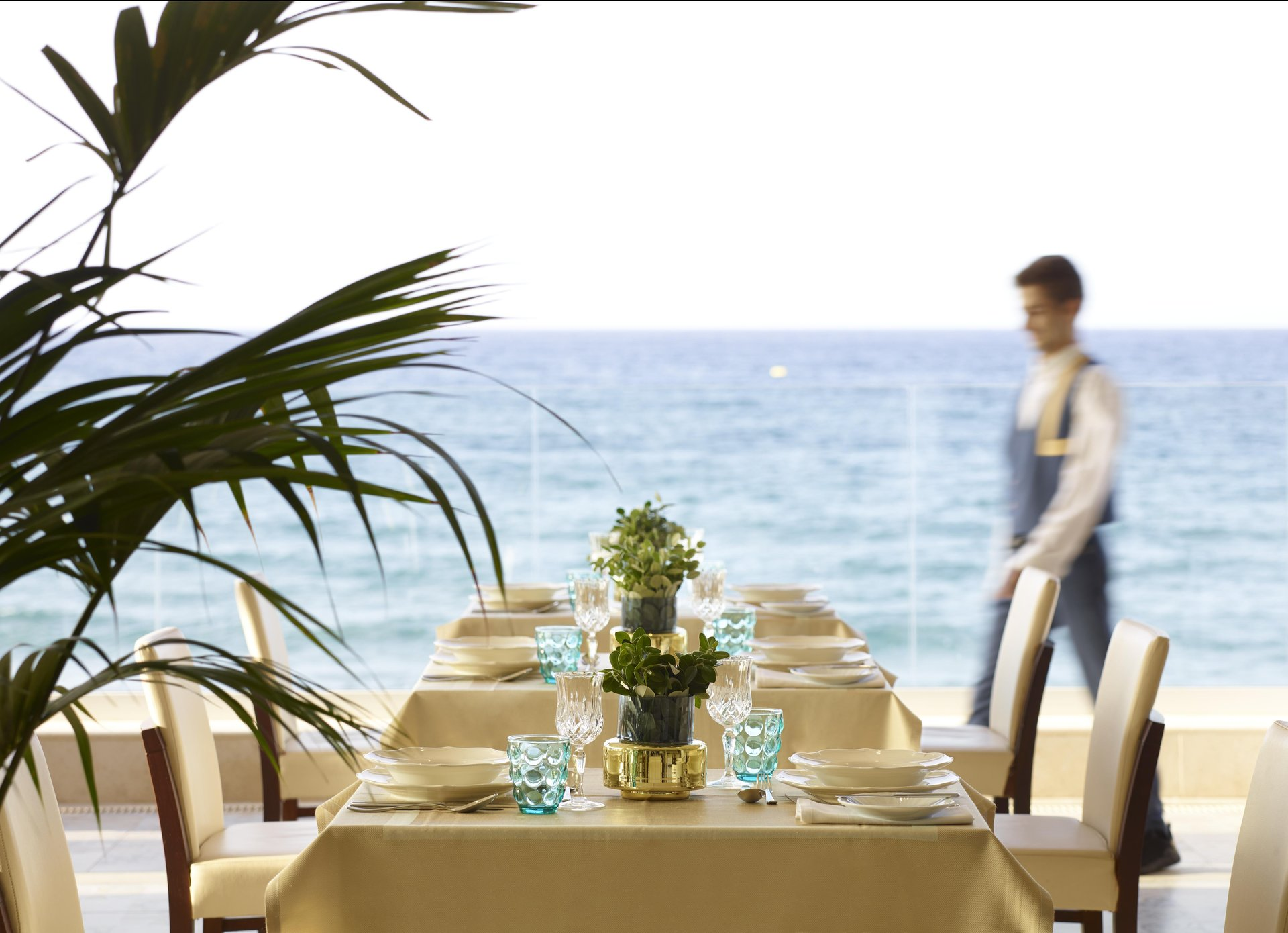 I-Resort Beach & Spa - restaurant