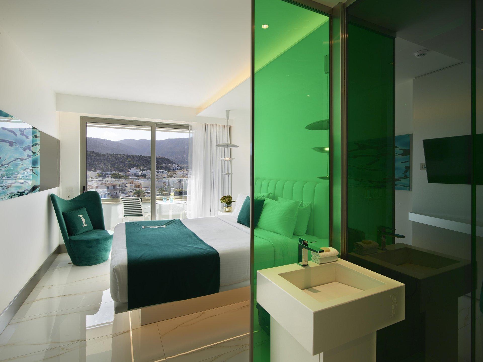 I-Resort Beach & Spa - Gold kamer zijzeezicht