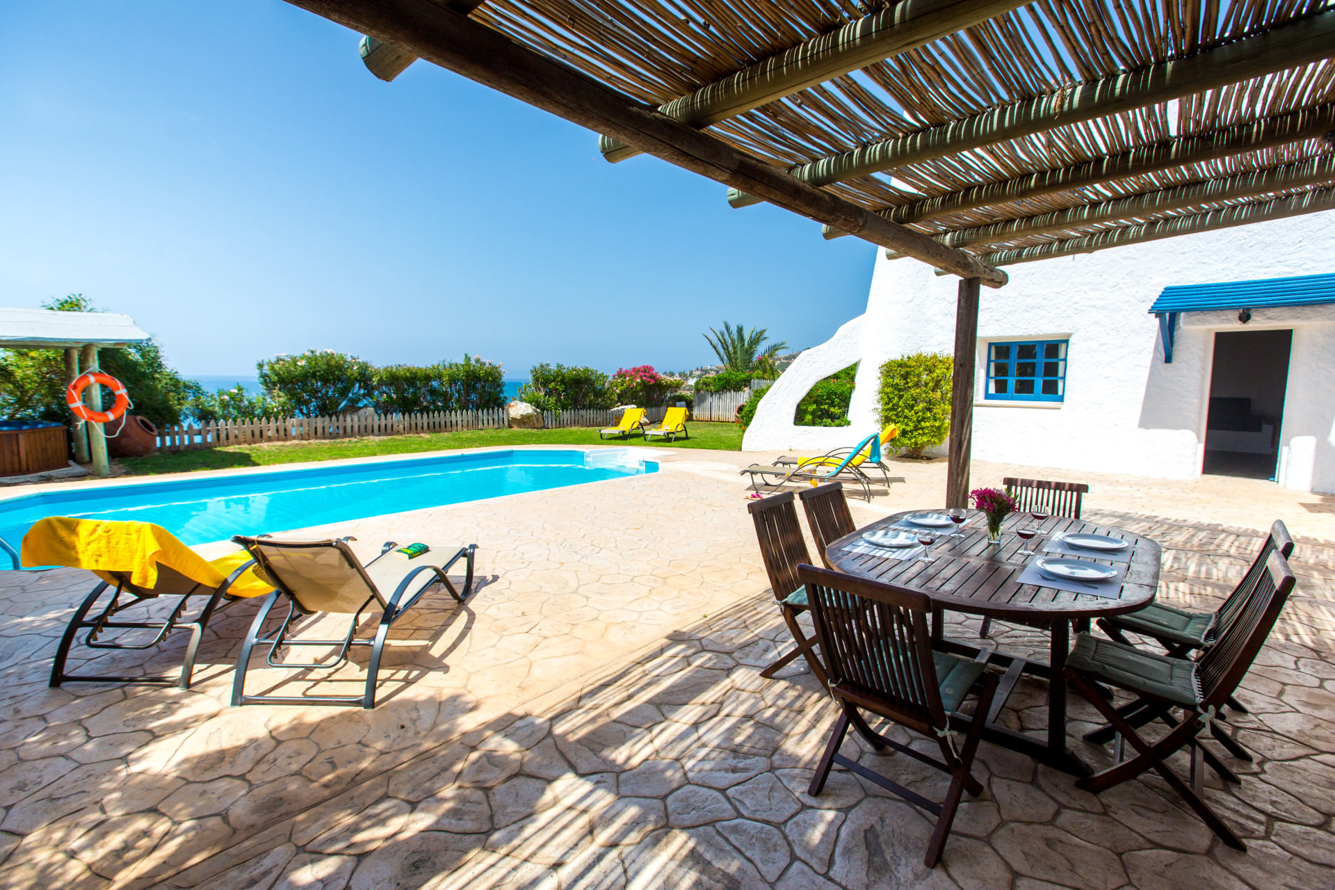 Villas Akamas Z & X holiday village Cyprus Adult only