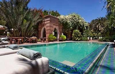 Geniet en ontspan tijdens een reis naar Marokko