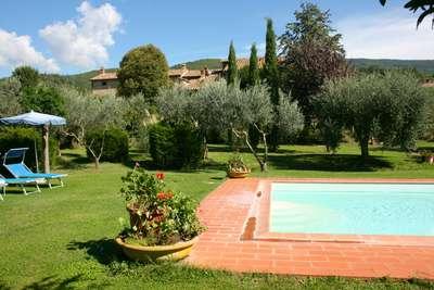 Agriturismo Ca di Maestro - zwembad - Toscane