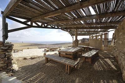 Ga voor een bijzondere overnachting in de woestijn