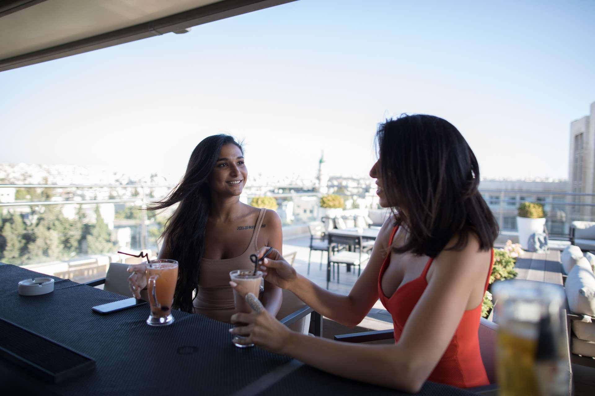The House Boutique Suites bar - Amman