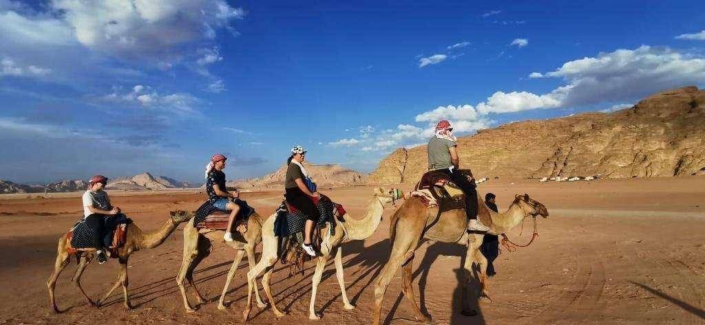Erik in Jordanië