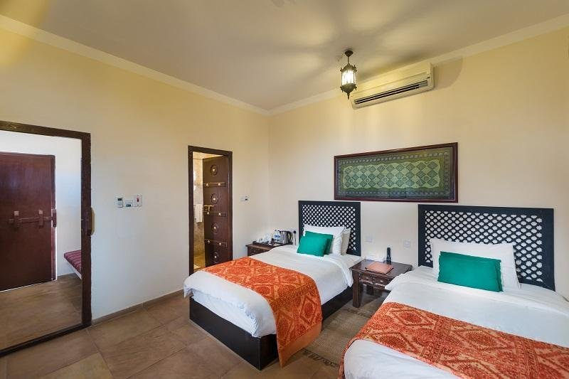 Standaard kamer Desert Nights Camp - Wahiba Sands