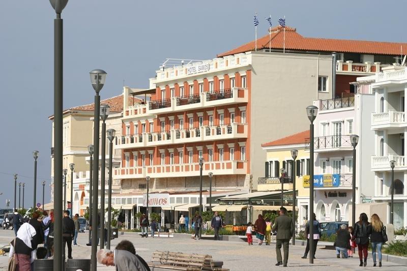 Hotel Samos - exterieur