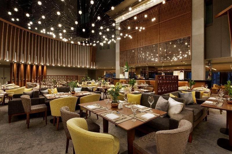 Hotel Wyndham GrandAthens - restaurant