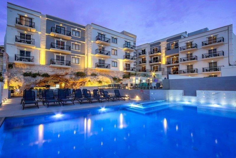 Hotel & Appartementen Pergola - Mellieha
