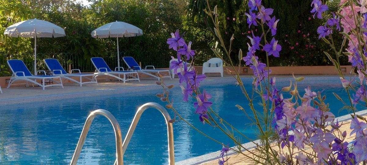Villa Mandarine zwembad - Rabat