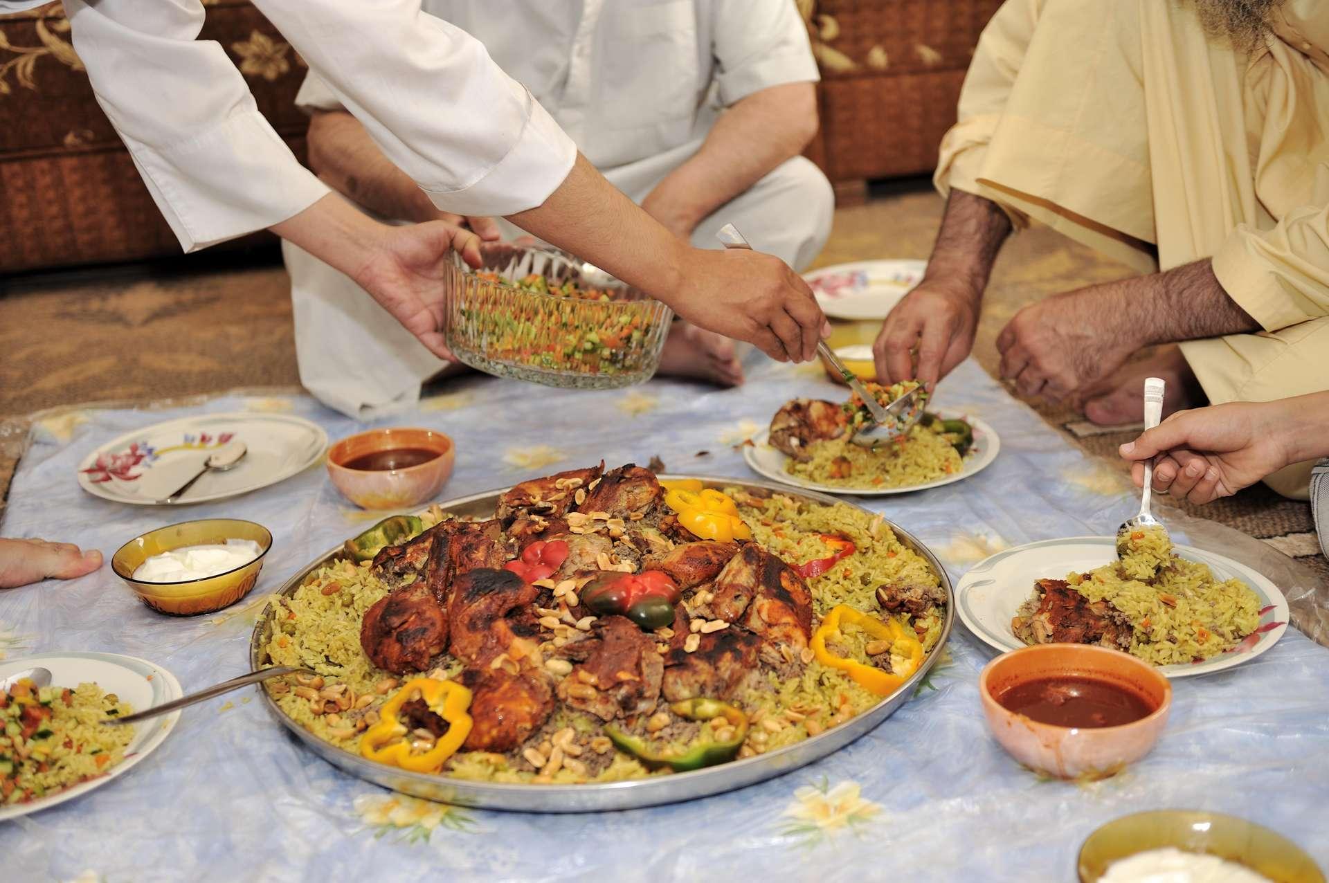 Eten en drinken - Jordanië