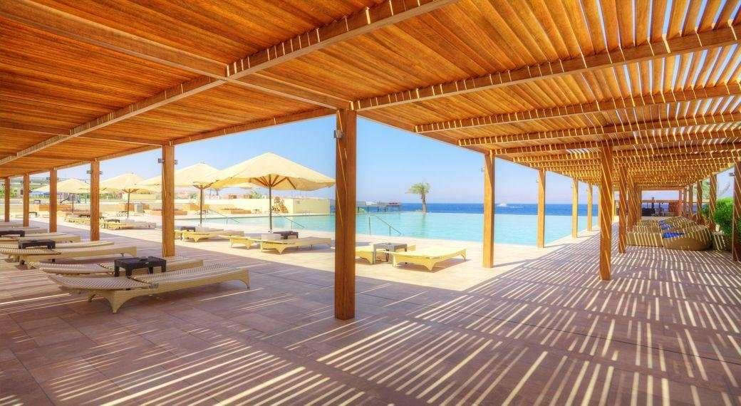 Tala Bay Resort infinity pool - Tala Bay, Aqaba