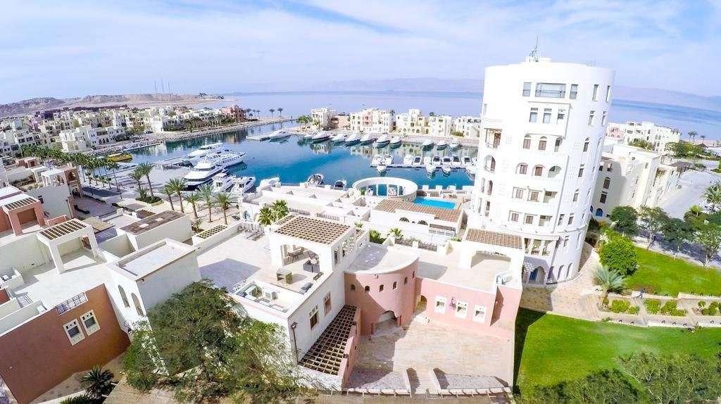 Hotel Marina Plaza - Tala Bay, Aqaba