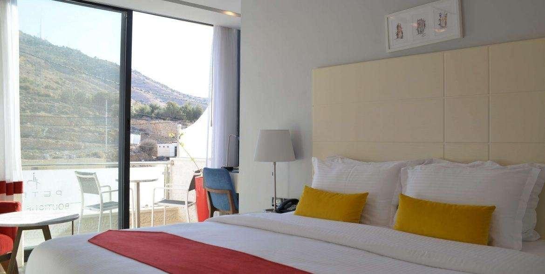 Hotel Petra Boutique luxe kamer - Petra