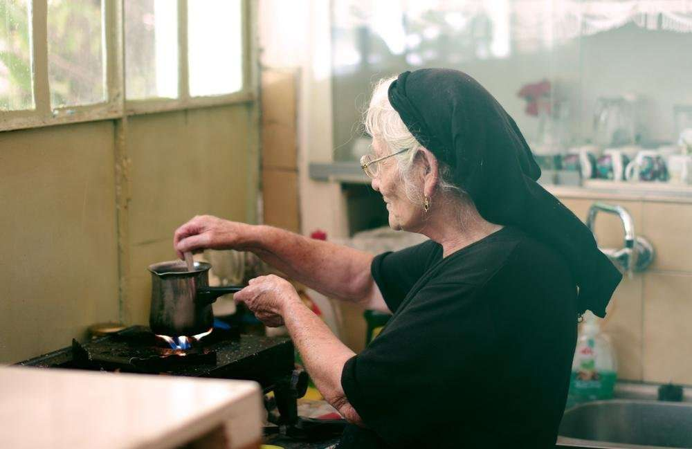 Pilion - Griekse koffie