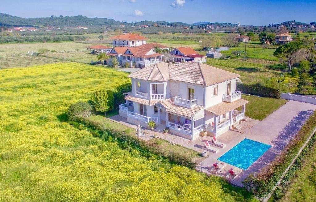 Villa Perseida - exterieur