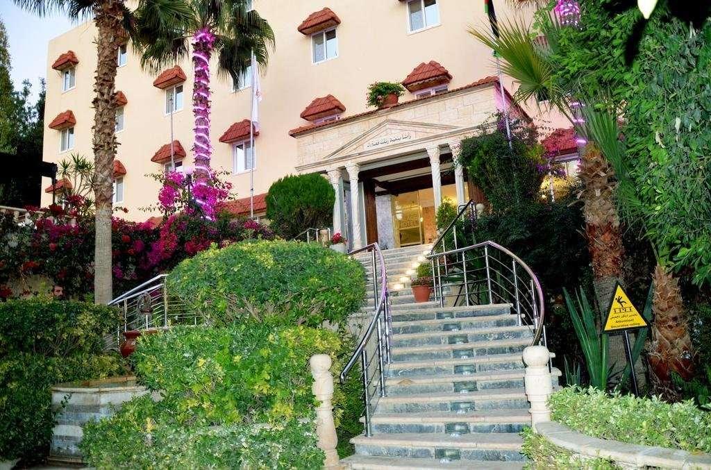 Hotel Amra Palace - Petra