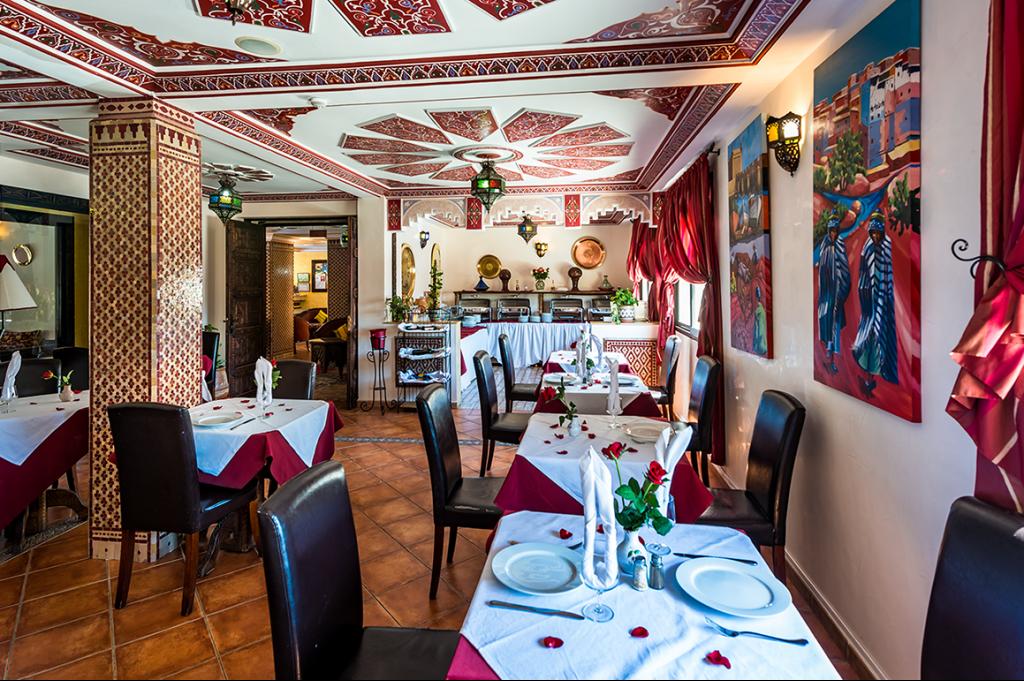 Hotel Atlantic Agadir restaurant - Agadir