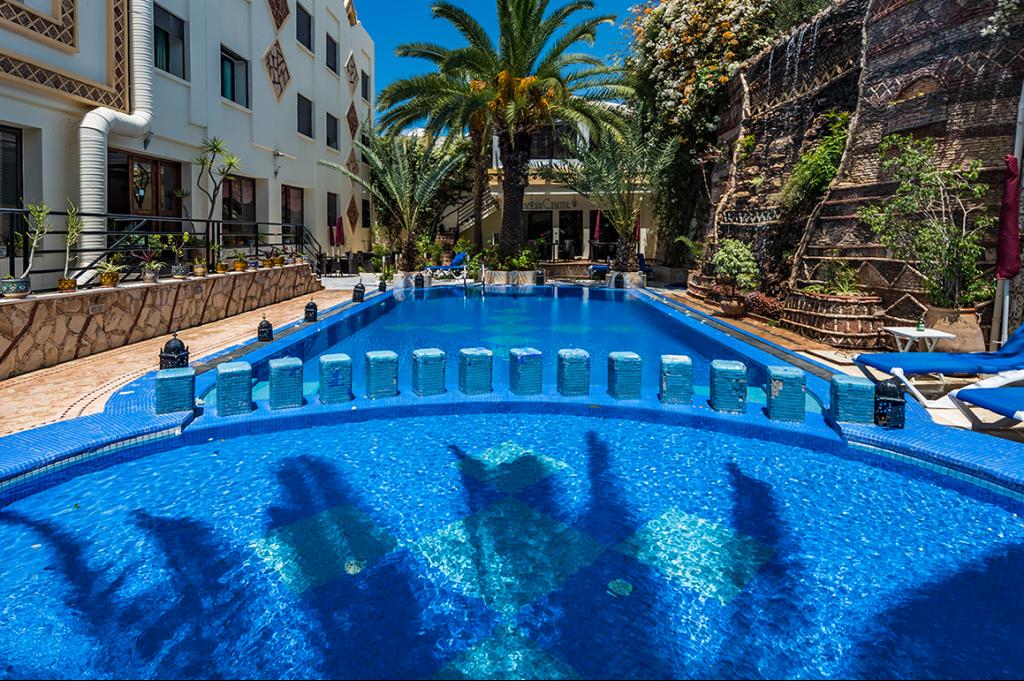 Hotel Atlantic Agadir zwembad - Agadir