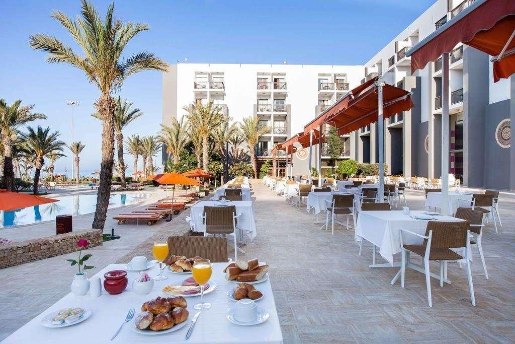 Hotel Royal Atlas terras - Agadir