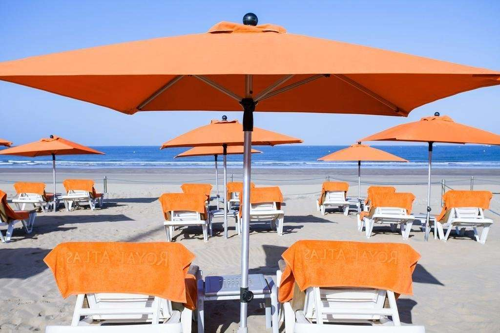 Hotel Royal Atlas strand - Agadir