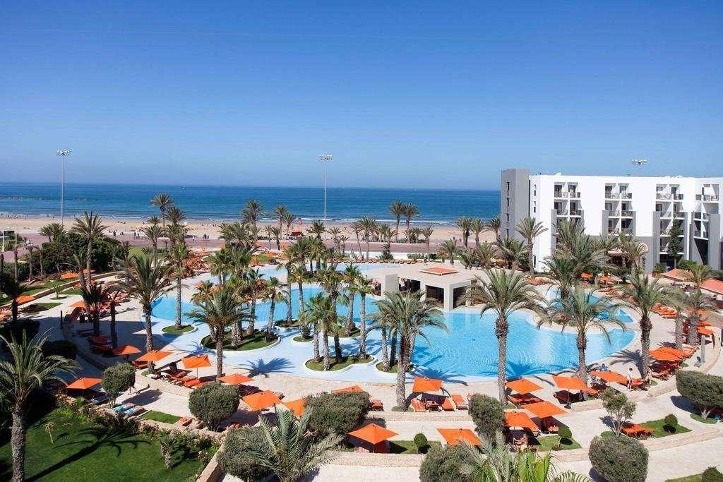 Hotel Royal Atlas zwembad - Agadir