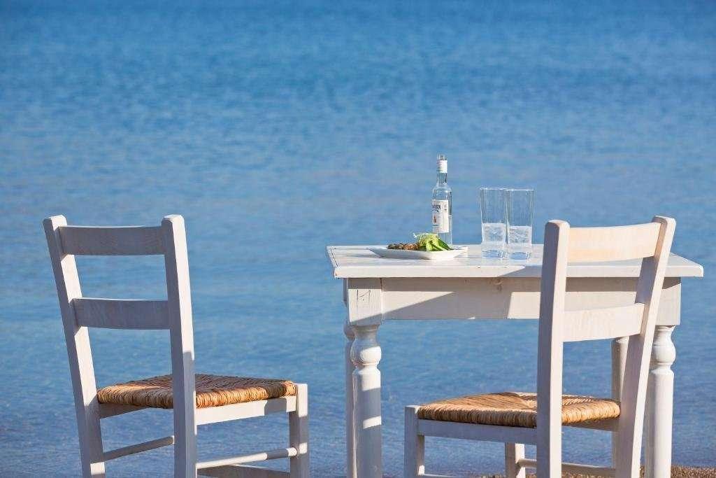 Silver Beach - Taverna Plefkis