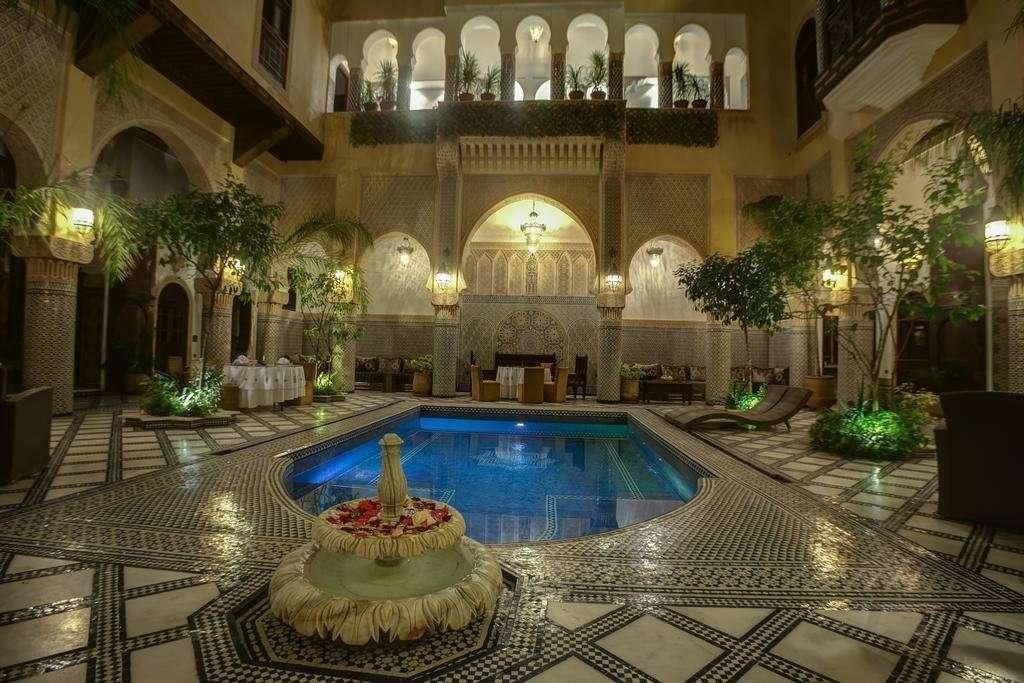 Riad Salam zwembadje - Fes