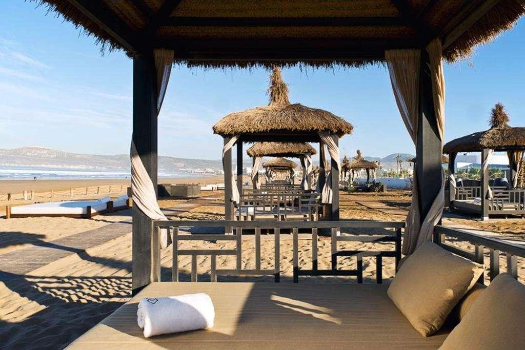 Hotel sofitel Agadir Thalassa Sea & Spa - strand
