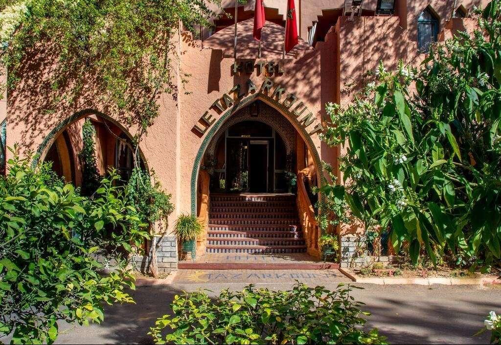 Hotel Le Tazarkount - Afourer
