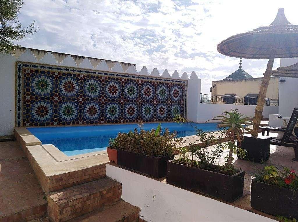 Palais Didi zwembad - Meknes