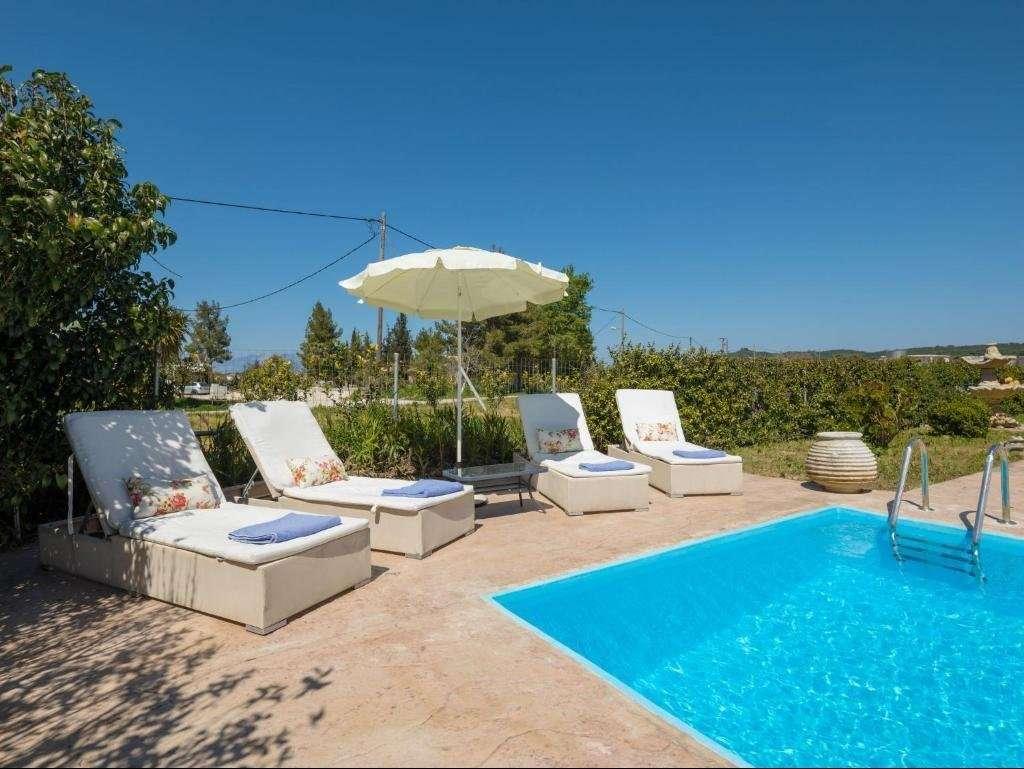 Villa Perseida - zwembad