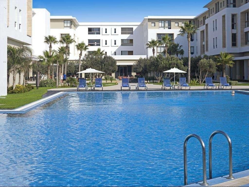 Hotel Atlas Essaouira & Spa zwembad - Essaouira
