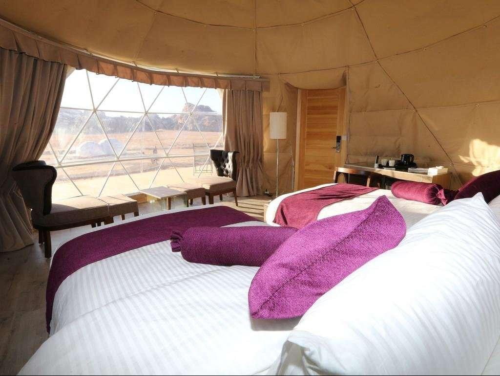 Wadi Rum UFO Luxotel junior suite - Wadi Rum
