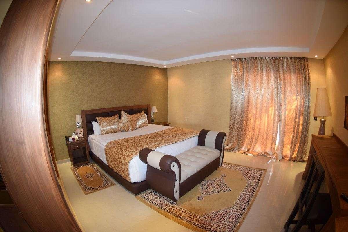 Hotel Palm's kamer - Erfoud