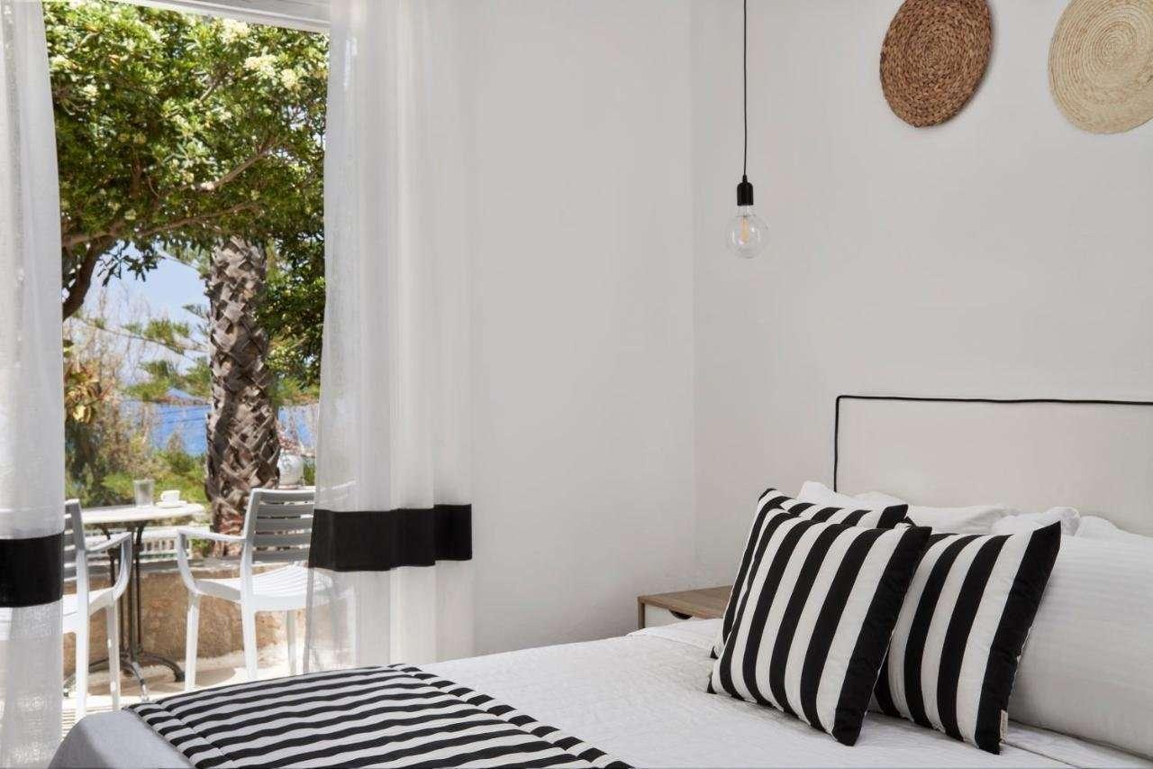 Hotel High Mill Paros - kamer zeezicht