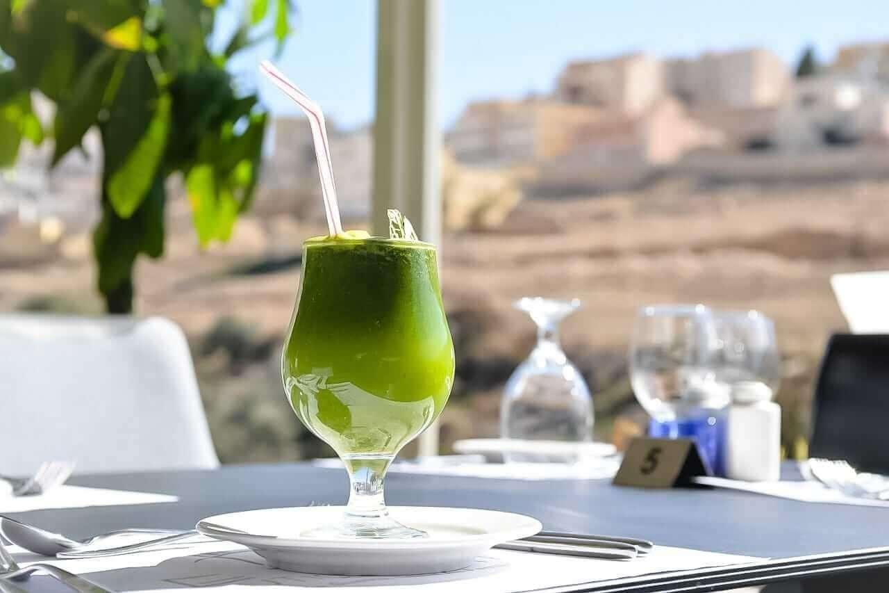 Hotel Petra Boutique terras - Petra