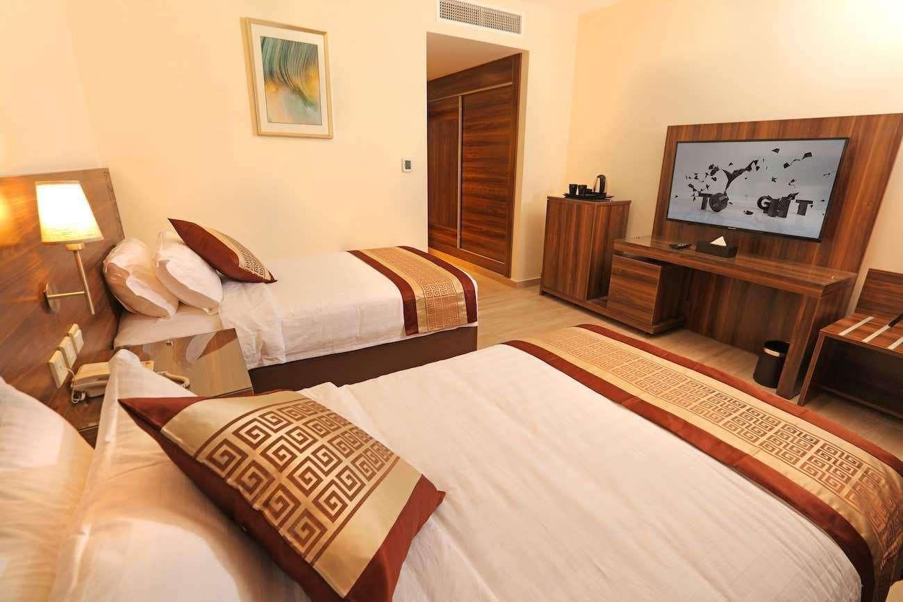 Hotel Lacosta kamer - Aqaba