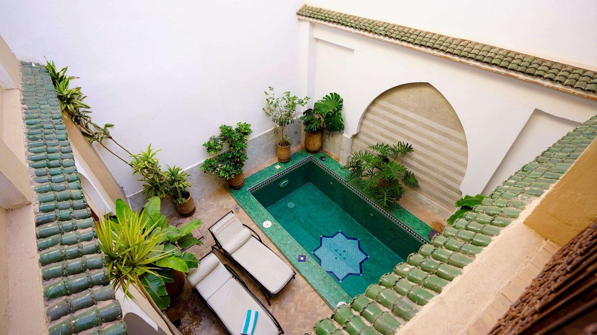 Riad Tafilag zwembadje - Taroudant