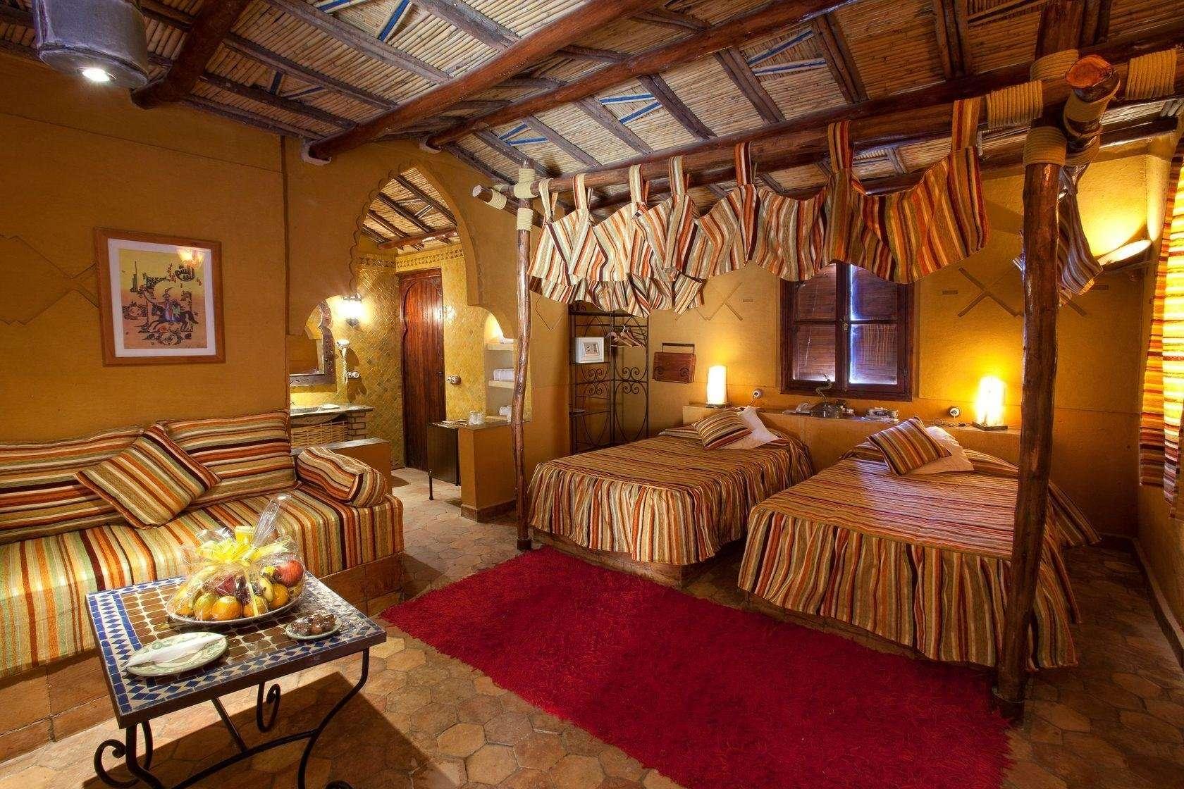 Hotel Xaluca Maadid standaard kamer - Erfoud