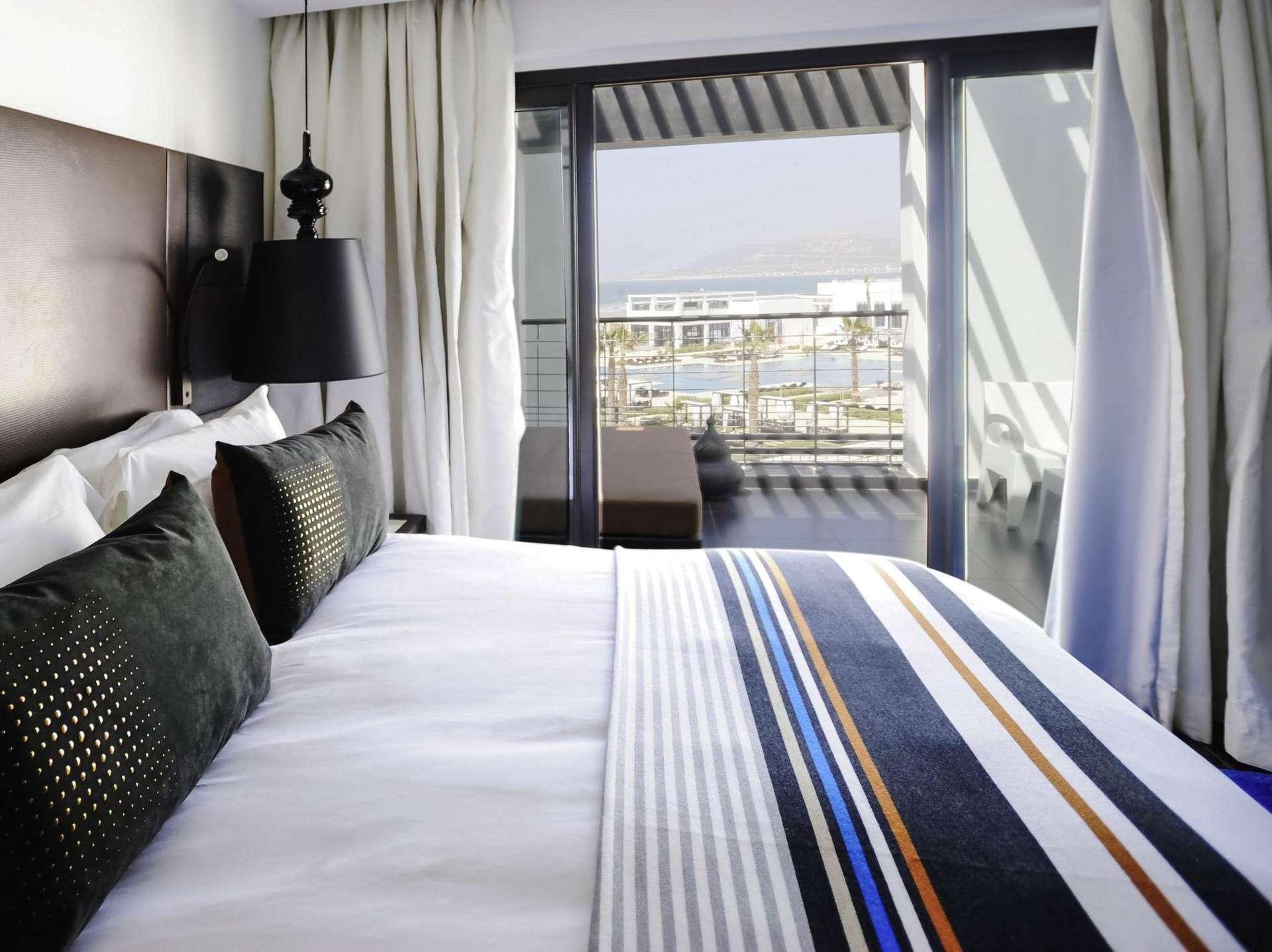 Hotel sofitel Agadir Thalassa Sea & Spa - superior kamer zwembadzicht