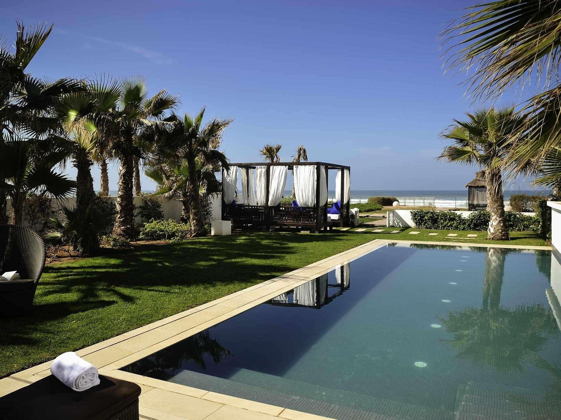 Hotel sofitel Agadir Thalassa Sea & Spa - zwembad
