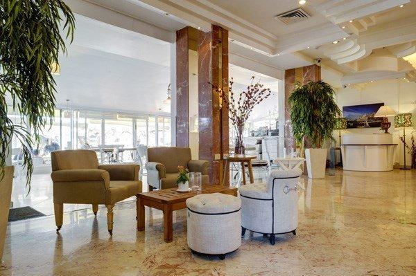 Appartementen Residence Beach - Netanya