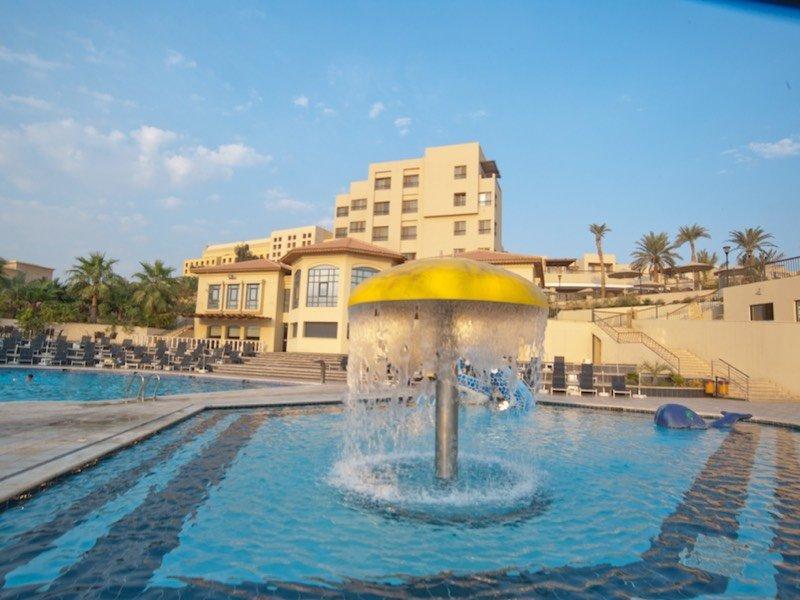 Hotel Dead Sea Spa - Dode Zee Jordanie