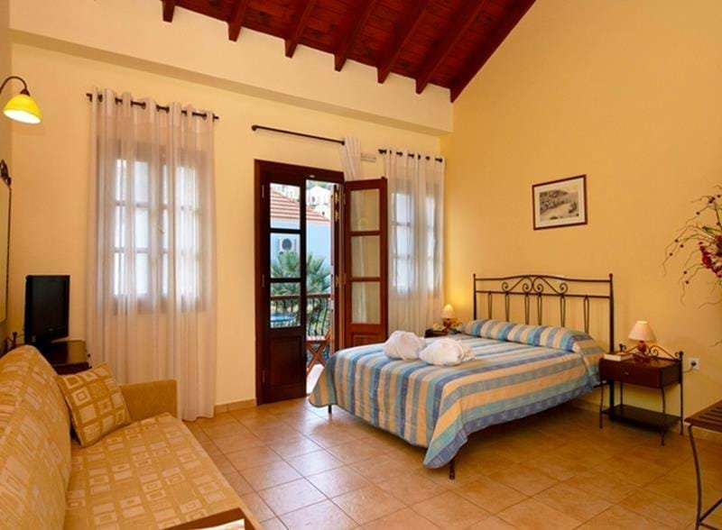 Hotel Iapetos Village - Symi - kamer - studio