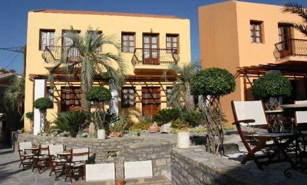Hotel Iapetos Village - Symi - terras