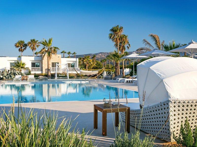 Hotel White Pearls - Kos-Lambi - zwembad